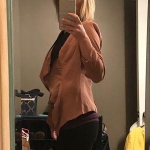 Pinkblush Jackets & Coats - Rosey blush blazer, loose fit